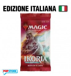 Magic The Gathering - Ikoria Booster Busta Singola