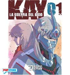 Kay La Guera del Buio 001