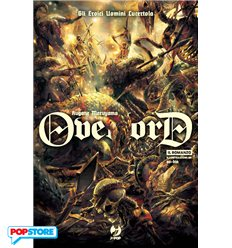 Overlord Light Novel 4 - Gli Eroici Uomini Lucertola