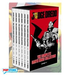 Judge Dredd The Complete Garth Ennis Collection