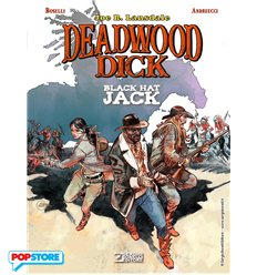 Deadwood Dick - Black Hat Jack