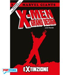 X-Men Grand Design - Extinzione