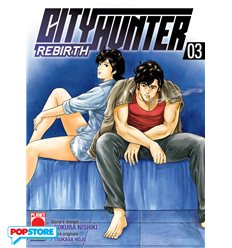 City Hunter Rebirth 003