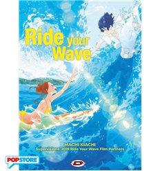 Ride Your Wave il Manga