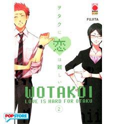 Wotakoi - Love is Hard for Otaku 002