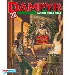 Dampyr 245 - Sangue sulla Siria
