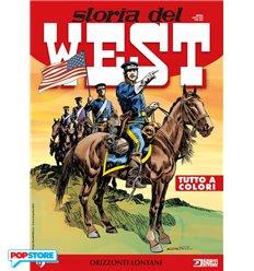 Storia del West 017 - Orizzonti Lontani