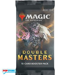 Magic The Gathering - Double Masters Pack da 2 Buste ENG