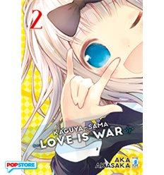 Kaguya-Sama - Love is War 002
