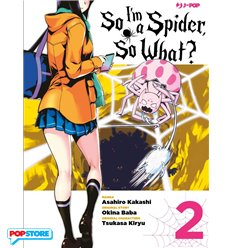 So I'm a Spider, So What? 002