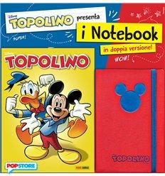 Topolino 3380 Con Notebook
