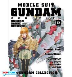 Gundam Unicorn - Bande Dessinee 012