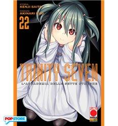 Trinity Seven 022