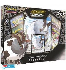 Pokemon - Collezione Spada e Scudo 3.5 - Futuri Campioni - Dubwool-V