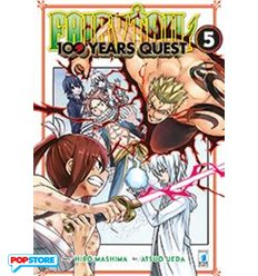 Fairy Tail 100 Years Quest 005