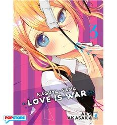 Kaguya-Sama - Love is War 003