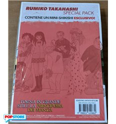 Rumiko Takahashi Special Pack con Mini Shikishi