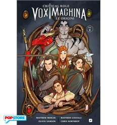 Critircal Role Vox Machina 001 - Le Origini