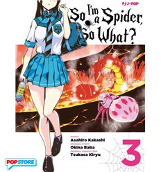 So I'm a Spider, So What? 003