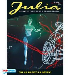 Julia 266 - Chi ha Rapito la Seven