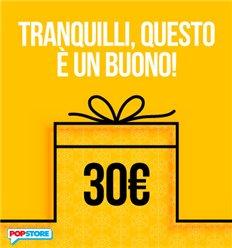 Buono regalo da 30€