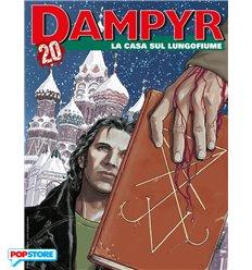 Dampyr 249 - La Casa sul Lungofiume