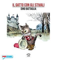 Dino Battaglia - Il Gatto con gli Stivali