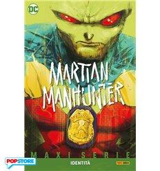 Martian Manhunter - Identità