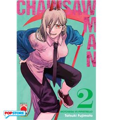 Chainsaw Man 002
