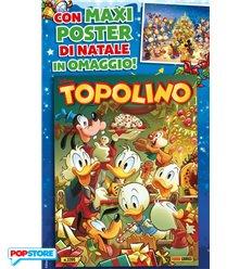 Topolino 3395 con Poster di Natale