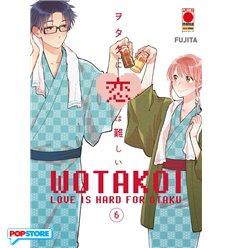 Wotakoi - Love is Hard for Otaku 006