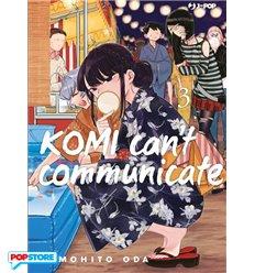 Komi Can't Communicate 002