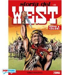 Storia del West 023 - Terra Violenta