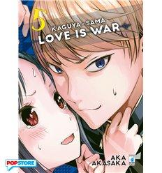 Kaguya-Sama - Love is War 005