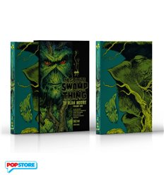Swamp Thing di Alan Moore - Absolute Edition