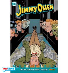 Jimmy Olsen - Chi ha Ucciso Jimmy Olsen?
