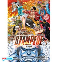 One Piece Stampede Il Film - Romanzo