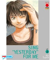 """Sing """"Yesterday"""" For Me 002"""
