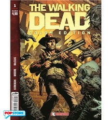 The Walking Dead Color Edition 001