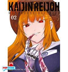 Kaijin Reijoh - Mostruose Bellezze 002