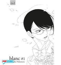 Blanc 001 Edizione Deluxe con Booklet