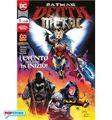 Batman Death Metal 001