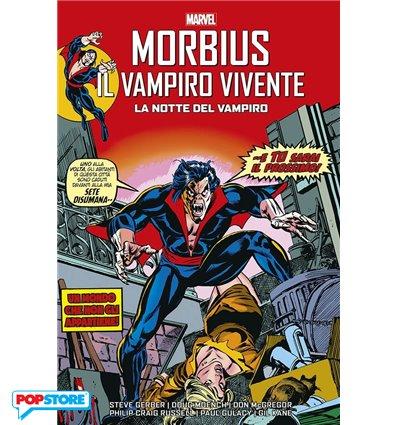 Morbius il Vampiro Vivente - La Notte del Vampiro