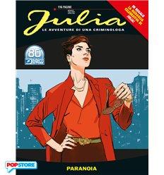 Julia 271 - Paranoia con Medaglia Celebrativa