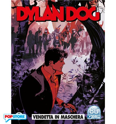 Dylan Dog 415 - Vendetta in Maschera