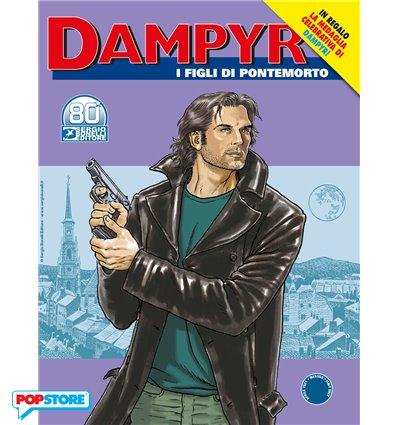 Dampyr 253 - I Figli di Pontemorto con Medaglione