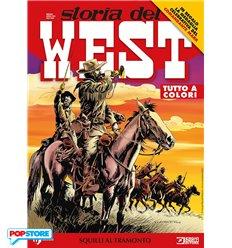 Storia del West 025 - Squilli al Tramonto con Medaglia