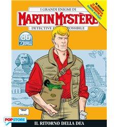 Martin Mystere 374 - Il Ritorno della Dea con Medaglia Celebrativa