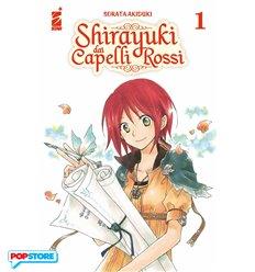 Shirayuki dai Capelli Rossi 001