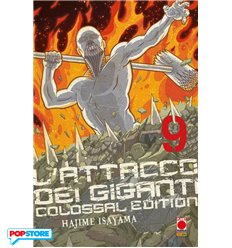 L'Attacco Dei Giganti Colossal Edition 009